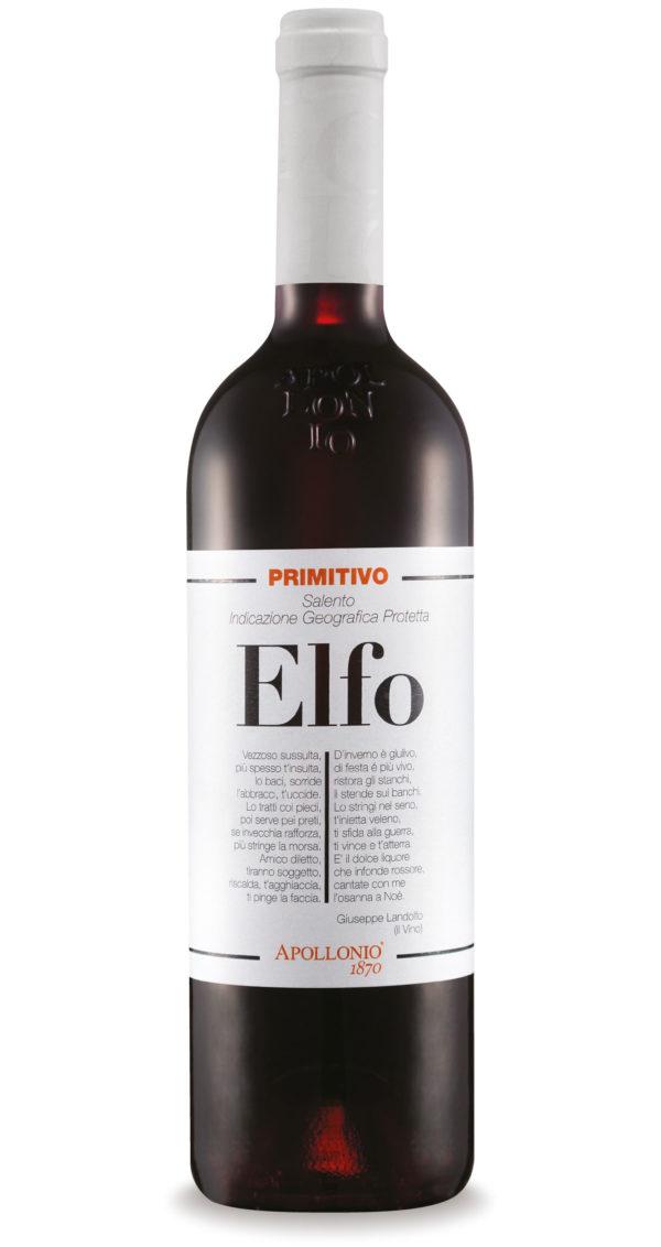 Elfo Primitivo Apollonio