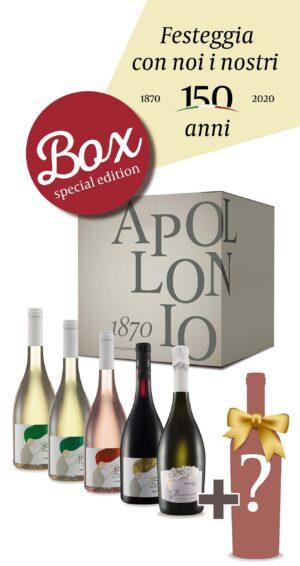 Box 6 bottiglie vini Apollonio